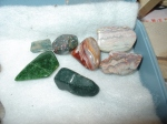 other polished stones