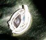 Velvet Obsidian andTourmaline