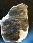 Velvet Obsidian slab